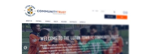 Visit the Luton Town Community Trust Website