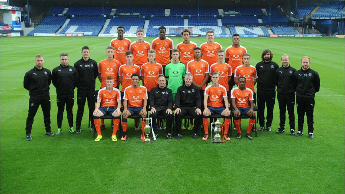 Youth Team Venue Change V Plymouth Argyle News Luton Town