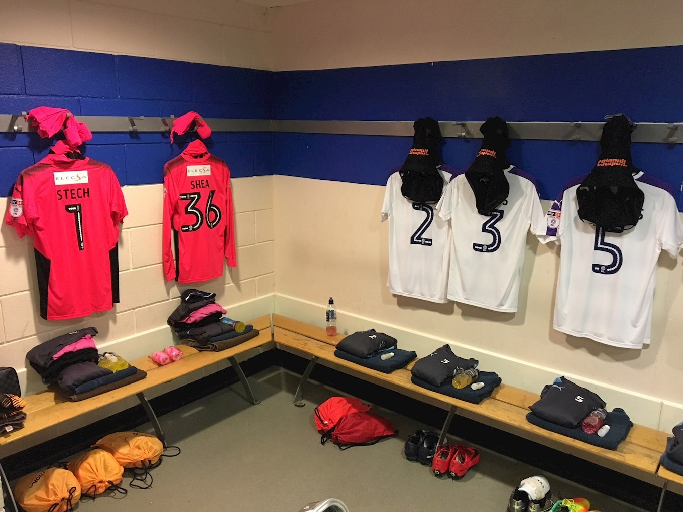 TEAM NEWS: THE HATTERS AT CHESTERFIELD - News - Luton Town