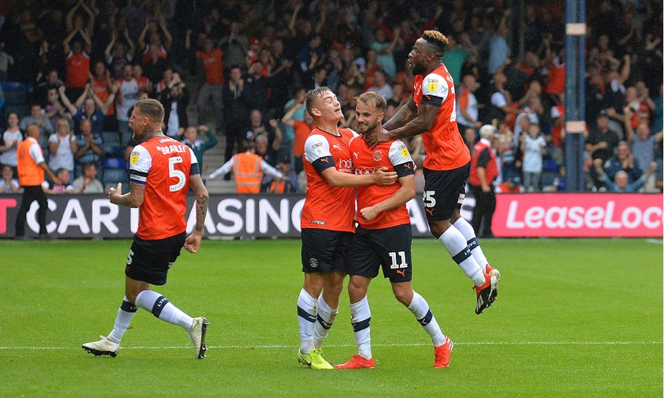 LUTON TOWN 3 MIDDLESBROUGH 3 - News - Luton Town