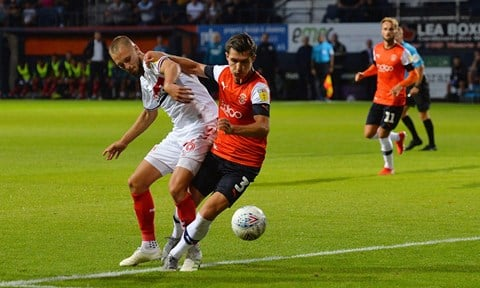 Luton Town vs Middlesbrough on 02 Aug 19 - Match Centre