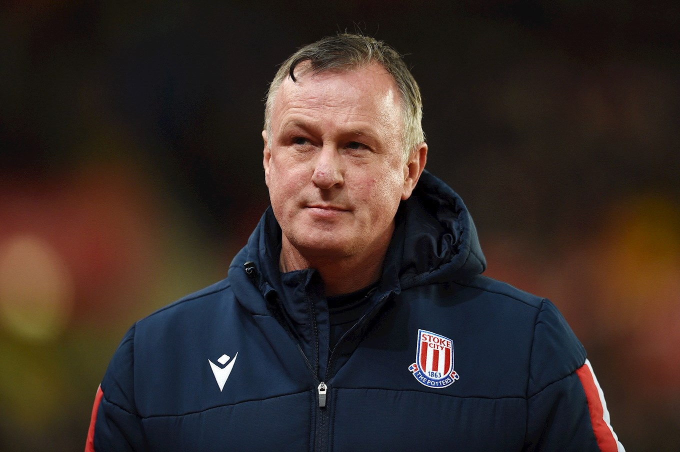 Michael O'Neill - Stoke City manager