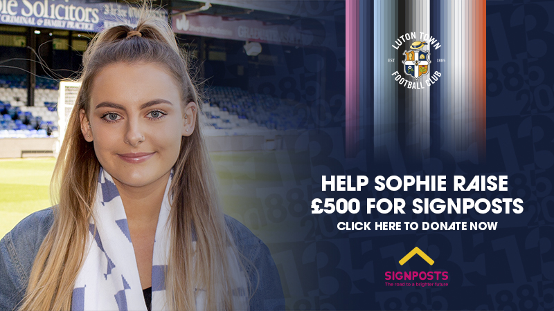 Donate now to Sophie's Skydive