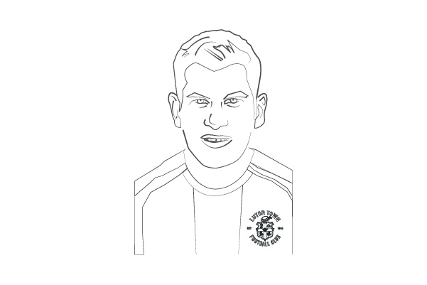 James Collins Colouring In