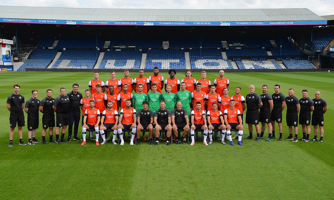 TOWN'S 2019-20 SQUAD NUMBERS CONFIRMED - News - Luton Town