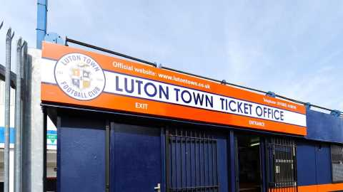 Ticket Office Information
