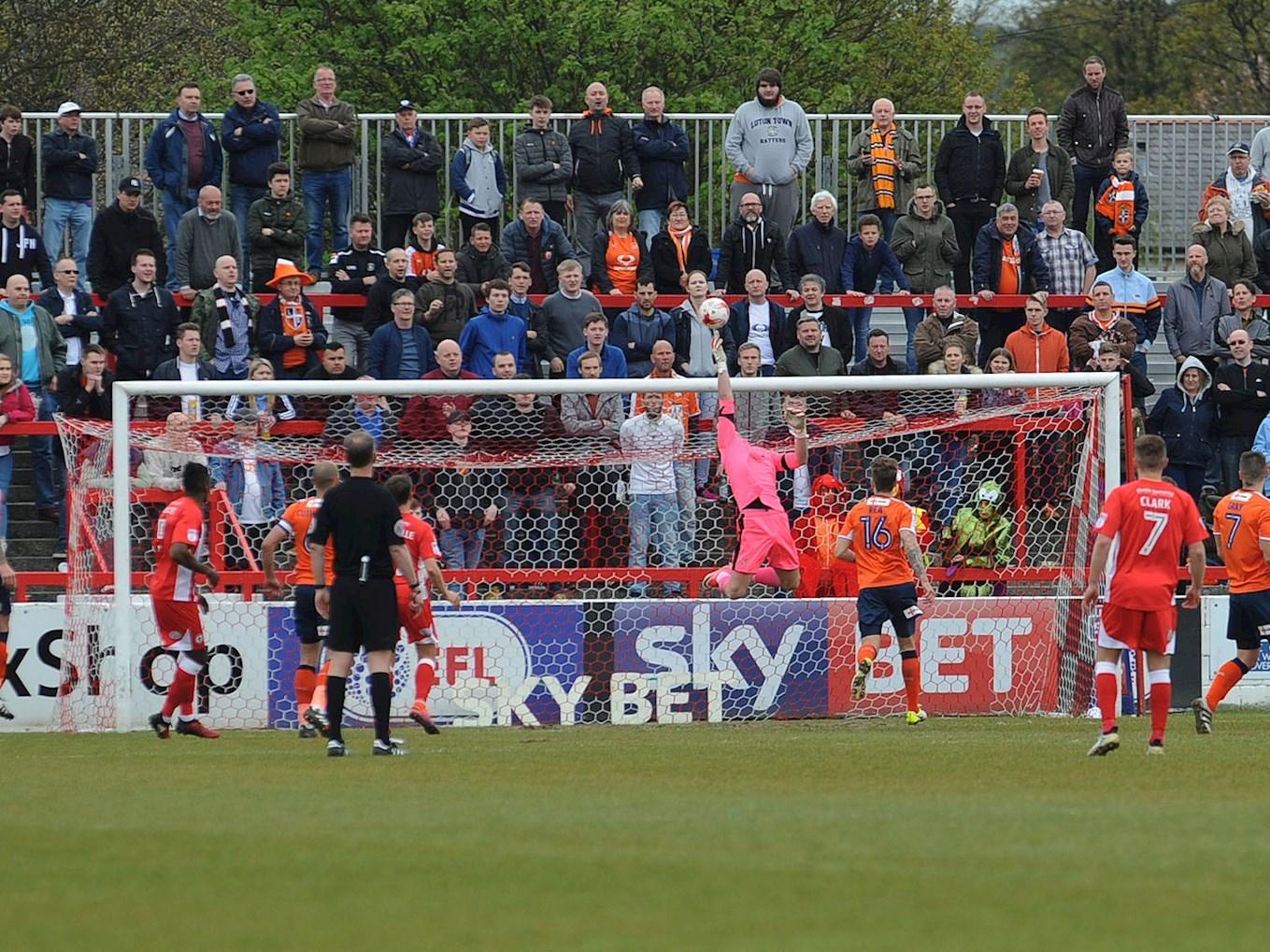 Away Ticket News Accrington Stanley