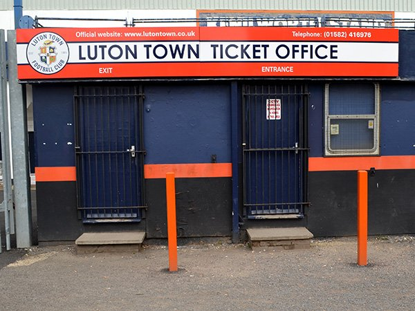 Luton Town Ticket Office